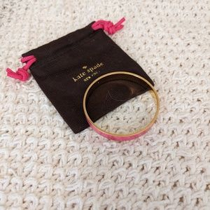 Kate Spade Pink Bangle